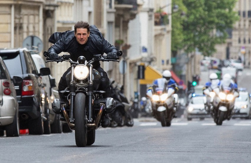 Tom Cruise stars in Paramount Pictures' MISSION: IMPOSSIBLE - FALLOUT