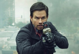Mark Wahlberg stars in STX Films' MILE 22