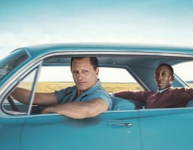 Viggo Mortensen and Mahershala Ali stars in Universal Pictures' GREEN BOOK