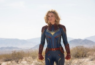 Brie Larson stars in Marvel Studios' CAPTAIN MARVEL