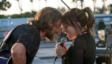 Bradley Cooper and Lady Gaga star in Warner Bros. Pictures' A STAR IS BORN