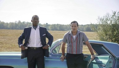 Mahershala Ali and Viggo Mortensen stars in Universal Pictures' GREEN BOOK