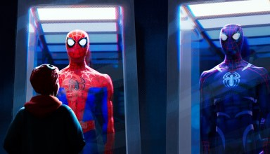 Shameik Moore stars in Sony Pictures' SPIDER-MAN: INTO THE SPIDER-VERSE
