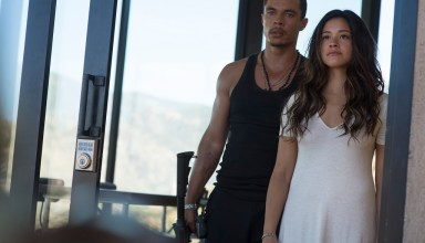 Ismael Cruz and Gina Rodriguez star in Columbia Pictures' MISS BALA