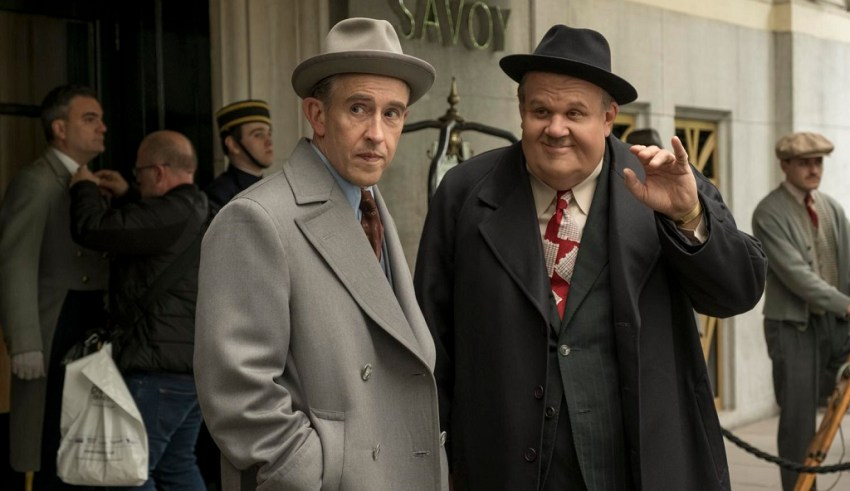 Steve Coogan and John C. Reilly star in Sony Picture Classics' STAN & OLLIE