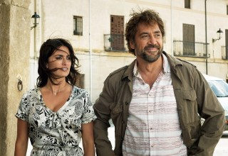 Penélope Cruz and Javier Bardem star in Focus Features' EVERYBODY KNOWS