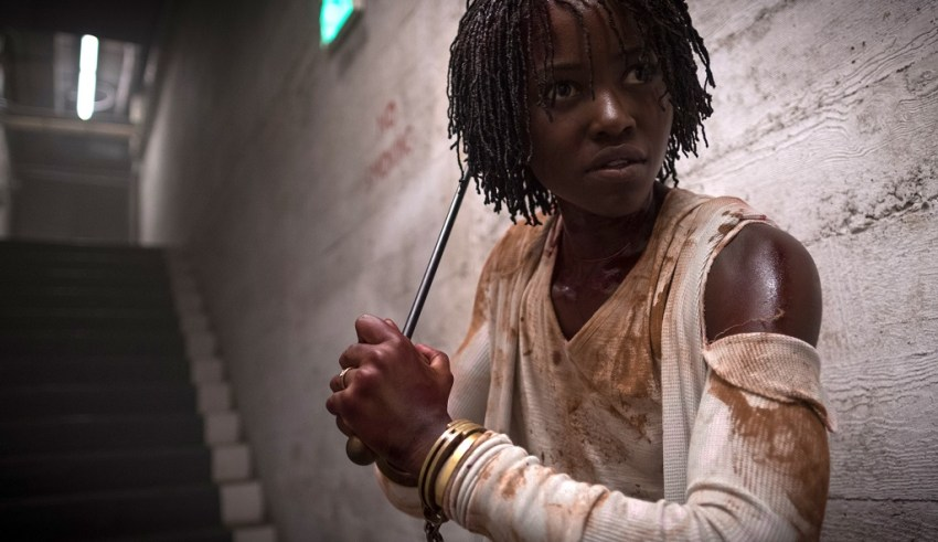 Lupita Nyong'o stars in Universal Pictures' US