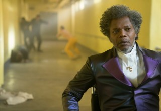 Samuel L. Jackson and James McAvoy stars in Universal Pictures' GLASS