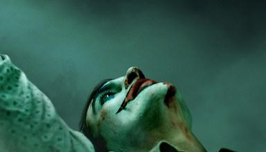 Poster image of Joaquin Phoenix in Warner Bros. Pictures' JOKER