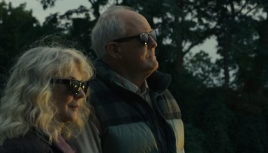 Blythe Danner and John Lithgow stars in Bleecker Street's THE TOMORROW MAN