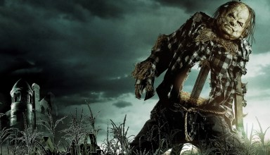 Poster image of CBS Films' SCARY STORIES TO TELL IN THE DARK