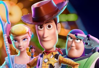 Poster image of Disney Pixar's TOY STORY 4