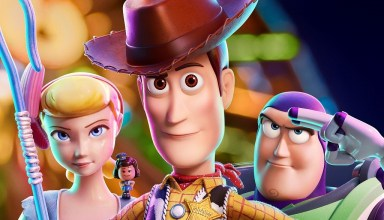 Poster image of Disney Pixar's TOY STORY 4