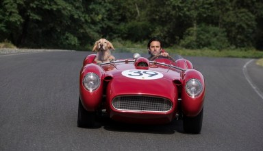 """Enzo"" and Milo Ventimiglia star in 20th Century Fox's THE ART OF RACING IN THE RAIN"