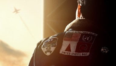Poster image of Paramount Pictures' TOP GUN: MAVERICK starring Tom Cruise
