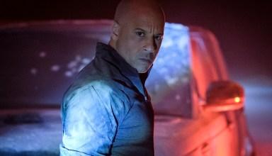 Vin Diesel stars in Sony Pictures' BLOODSHOT