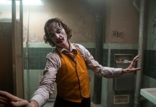 Joaquin Phoenix stars in Warner Bros. Pictures' JOKER