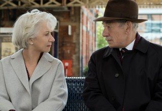 Helen Mirren and Ian McKellen star in Warner Bros. Pictures' THE GOOD LIAR