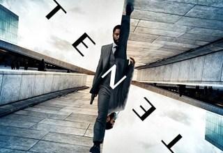 Poster image of Warner Bros. Pictures' TENET