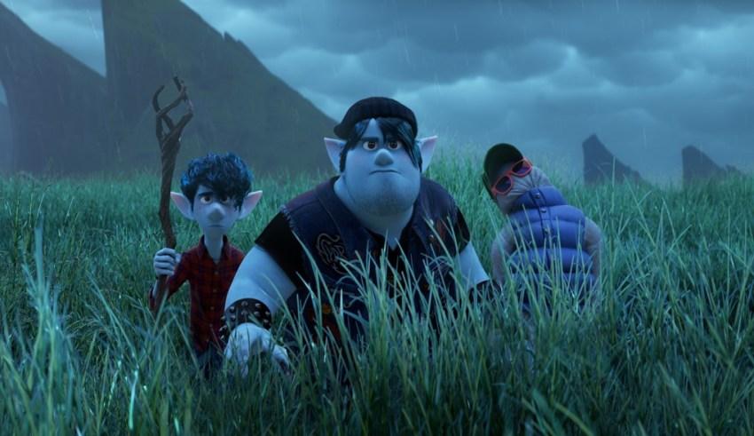 Tom Holland and Chris Pratt star in Disney/Pixar's ONWARD