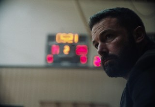 Ben Affleck stars in Warner Bros. Pictures' THE WAY BACK