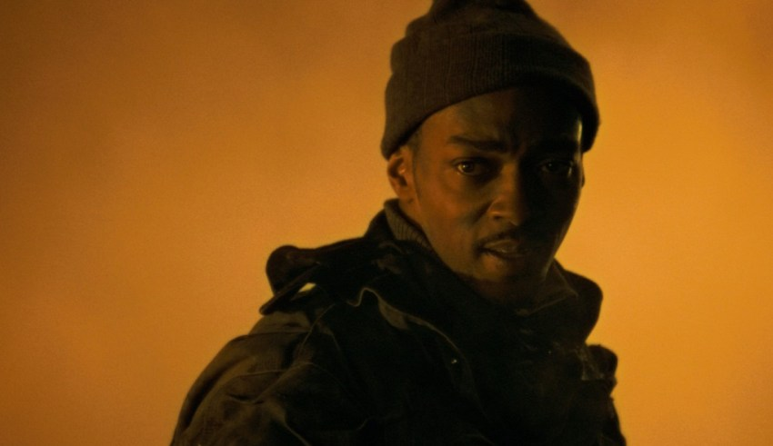 Anthony Mackie stars in Well Go USA's SYNCHRONIC