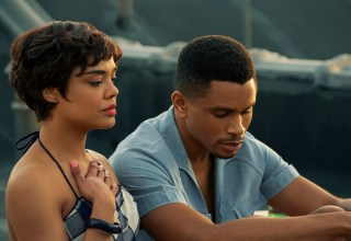 Tessa Thompson and Nnamdi Asomugha star in Amazon's SYLVIE'S LOVE