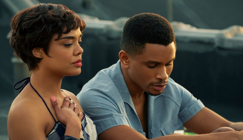 Tessa Thompson and Nnamdi Asomugha star in Amazon's SYLVIE'S LOVE