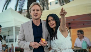 Owen Wilson and Salma Hayek star in Amazon Studios' BLISS