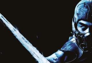 Joe Taslim as Sub-Zero in Warner Bros. Pictures' MORTAL KOMBAT