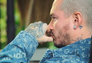 José Balvin in THE BOY FROM MEDELLÍN