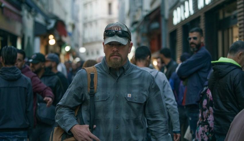 Matt Damon stars in Focus Features' STILLWATER