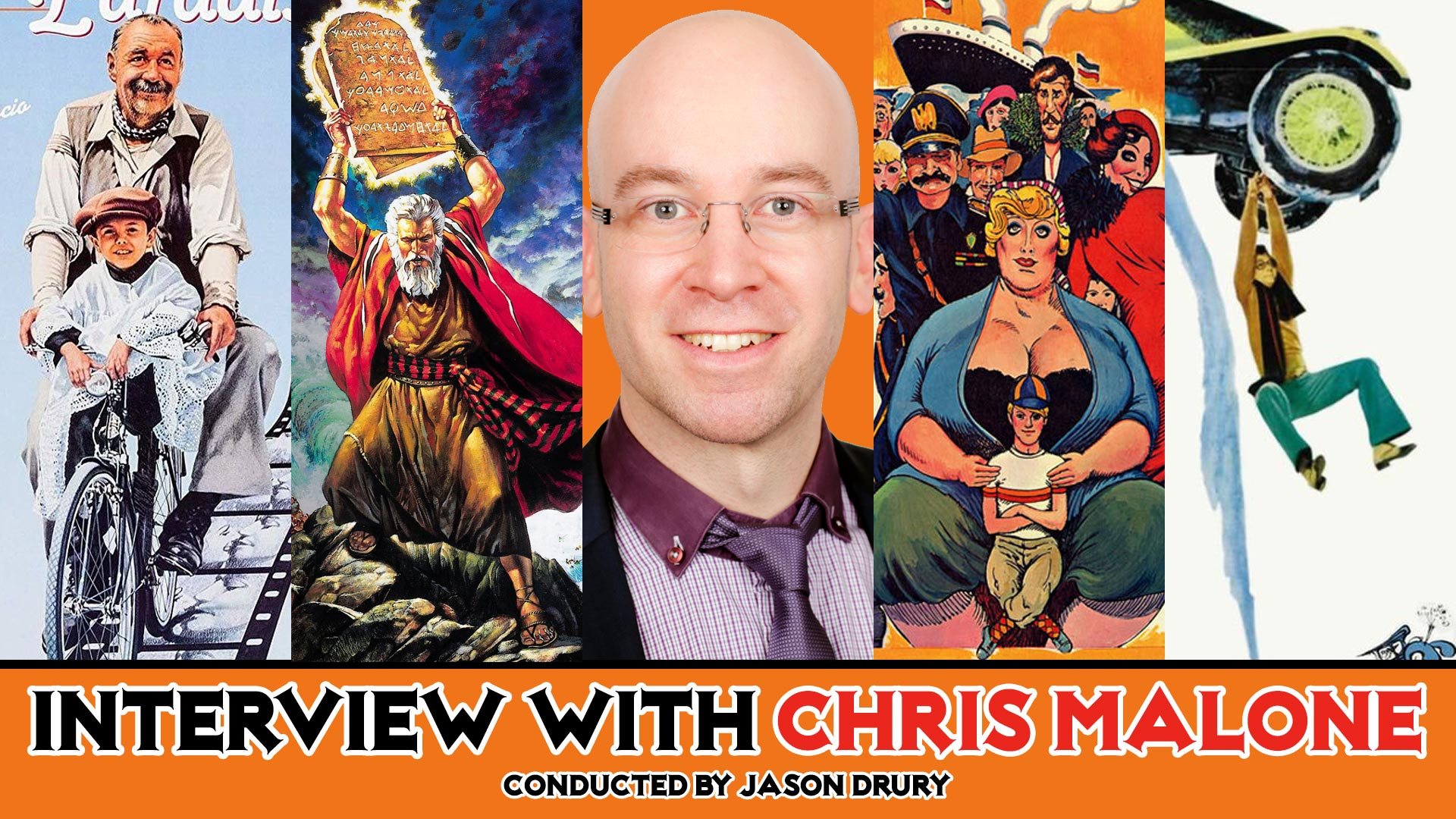INTERVIEW WITH CHRIS MALONE