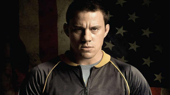 Channing Tatum in Foxcatcher 2014