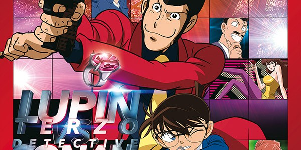Lupin III vs Detective Conan torneo