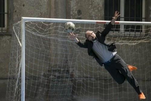 Massimo Popolizio  Giovanni Falcone in Mille volte addio