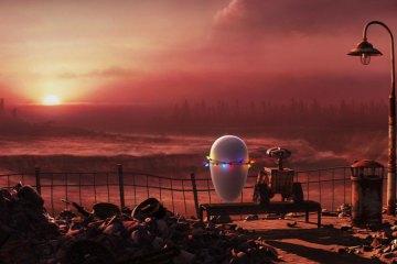 WALL-E (2008) - Foto: Disney/Divulgação