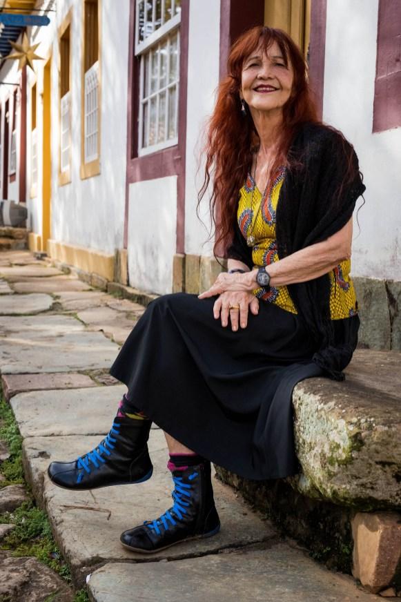Helena Ignez - Foto: Leo Lara/Universo Produção