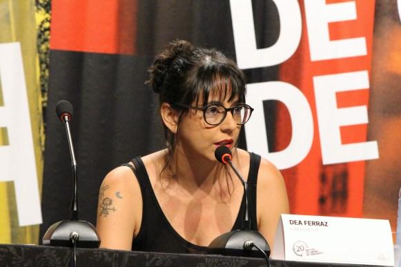 """Dea Ferraz, diretora de """"Modo de Produção"""""""