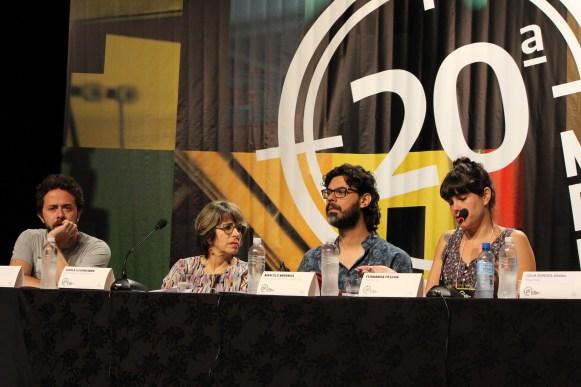 """Mesa de Debate sobre o Filme: """"Histórias Que Nosso Cinema (Não) Contava"""
