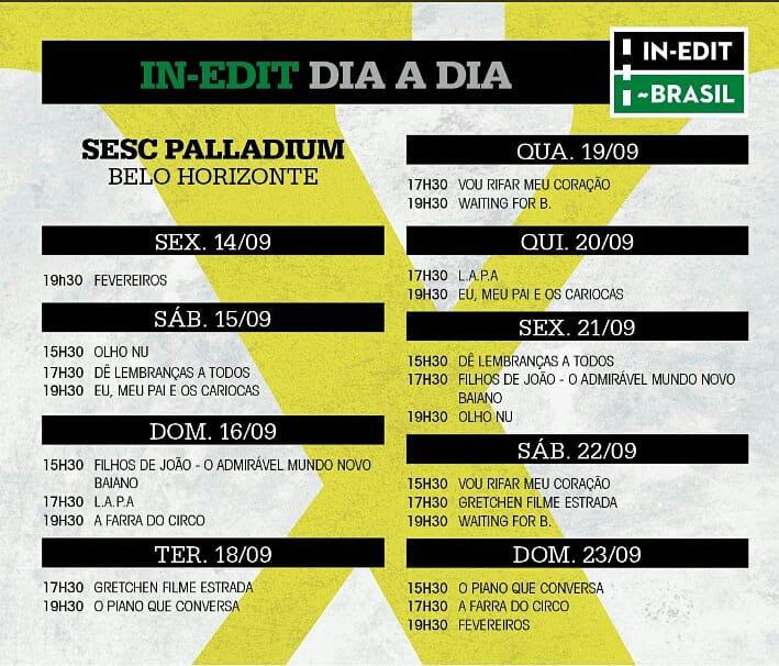 In-Edit 10 anos - Foto: Divulgação