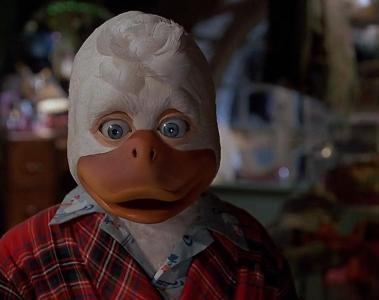 """""""Howard, o Super-Herói"""" (Howard the Duck, 1986) - Foto: Universal Pictures/Divulgação"""