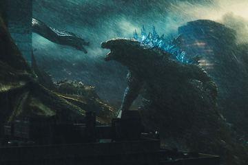 """""""Godzilla II: Rei dos Monstros"""" (EUA, 2019) - Foto: Warner Bros./Divulgação"""
