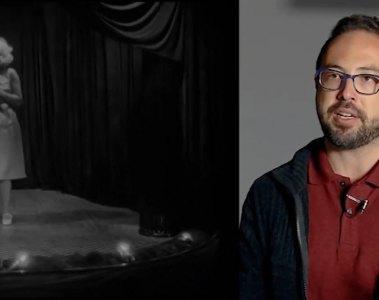 Renato Silveira fala sobre David Lynch ao programa Agenda - Foto: Divulgação