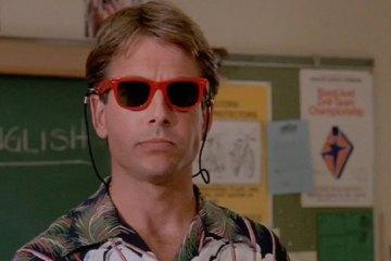 """""""Curso de Verão"""" (Summer School, 1987) - Distribuição: Paramount Pictures"""