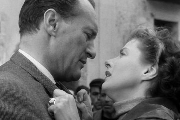 """""""Romance na Itália"""" (Viaggion in Italia, 1954)"""