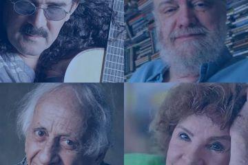 Cinefonia: Para Aldir, Daisy, Flávio, Moraes...