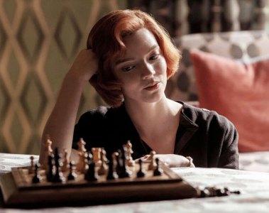 """""""O Gambito da Rainha"""" (The Queen's Gambit, 2020) - Foto: Netflix/Divulgação"""