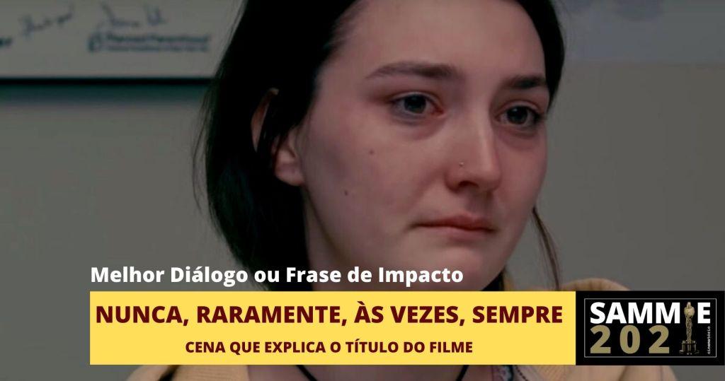 Sammie 2021 - Cinematório