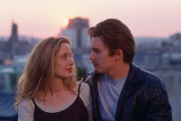 """Antes do Amanhecer"" (Before Sunrise, 1995), de Richard Linklater - Divulgação"